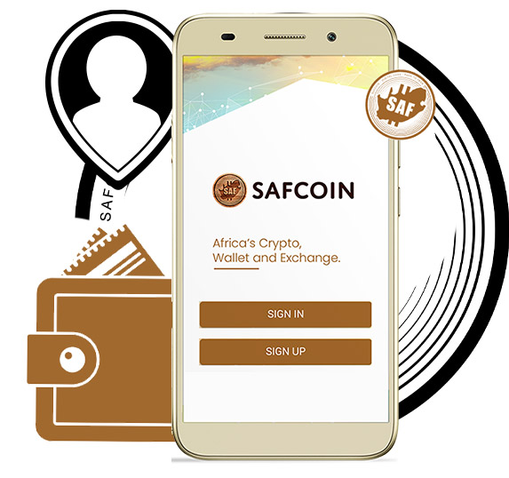 EayJobs, payment powered by SAFCOIN